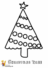 Christmas Tree With Presents Coloring Pages Getcoloringpages Com