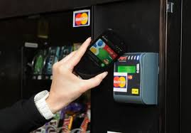 Credit Card Vending Machine Amazing NFC The Future Of Vending Machines EVending Blog Combo
