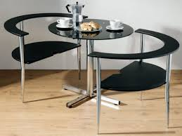 Breakfast Bar Table And Stools Set Hideaway Dining Room 6 Chairs