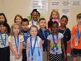 Whitehall Elementary inducts students into writers' guild