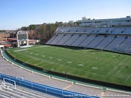 Crown Center Of Cumberland County Seating Chart Kenan Stadium View From Upper Level 211 Vivid Seats