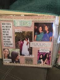sbook from bridesmaids to bride bridesmaid page sentimental bridesmaids gifts bridesmaid gifts from bride
