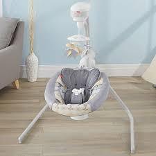 Elephant Safari Cradle 'n Swing | CMR44 | Fisher-Price