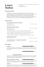 Human Resources Manager Resume Samples VisualCV Resume Samples Simple Human Resources Manager Resume