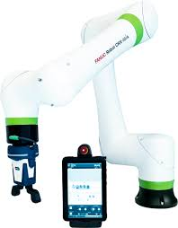 Collaborative Robots | <b>CRX</b> Cobots for Manufacturing | FANUC ...