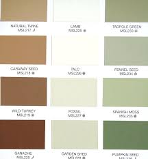 paint colors that go with oak trimPaint Colors That Match  alternatuxcom