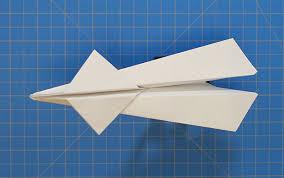 fold n fly zip dart paper airplane