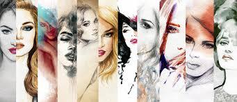 Tvar Obličeje Víte Jaký Je Ten Váš Vlasy A účesy