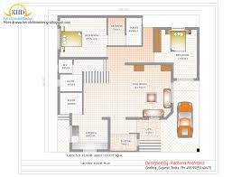 duplex house plan elevation kerala home design plans floor for