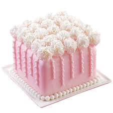 Carnation Presentation Cake Wilton