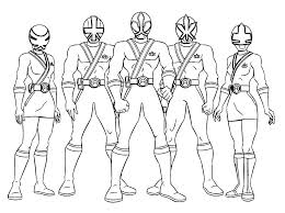 Power Rangers Coloring Pages Best Of For Kids Mighty Power Rangers