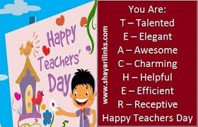 Helpful Quotes Adorable Happy Teachers Day Quote In Hindi Shayari LinksCom