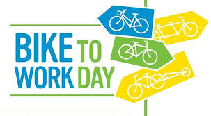 Image result for bike to work clip art