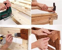 make pallet furniture. Diy Pallet Furniture Reusing Building Shelf Make