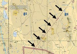 Magnetic Declination Chart If Youre A Pilot This Is What You Need To Know About Your