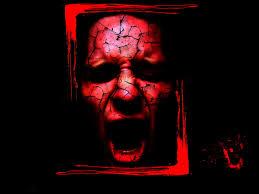 Scary Face Wallpaper on WallpaperSafari