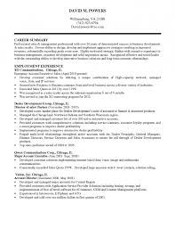 executive summary examples for sales resumes resume template example central head corporate communication resume