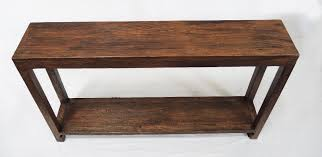 slimline console table. best slimline console table with slim sofa back shelf custom pieces previously o