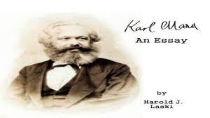 karl marx an essay harold j laski biography autobiography  karl marx an essay harold j laski biography autobiography political science book 1 2