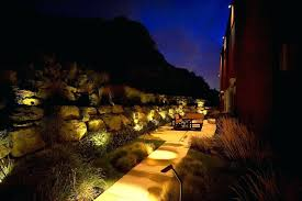 what size wire for landscape lighting water feature with dramatic