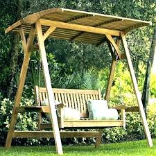 outdoor swing with canopy outdoor swing canopy replacement garden swing with canopy wooden patio swing wooden outdoor swing with canopy