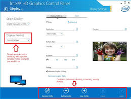 Graphics Profiles Use How Intel® To 1wPpqH