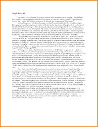 6 Example Of Essay For Nursing School Cains Cause
