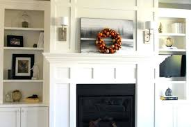 24 elegant decorating ideas for brick fireplace wall mehrgallery good with extra fireplace mantel decor ideas