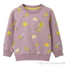 2019 Winter Fruit Pattern <b>T Shirt</b> For Girls And Boys <b>2017 Baby</b> T ...