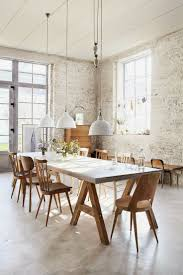 Industrial Style Dining Room Tables 17 Best Ideas About Industrial Dining Tables On Pinterest