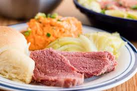 corned beef and cabbage electric