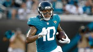 Jaguars Jacksonville Depth Chart Jaguars Counting On Wr Donte Moncrief To Be More Than