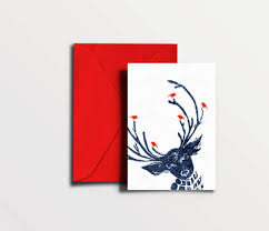 creative holiday cards. Contemporary Cards Modern Creative Holiday Cards Inside A