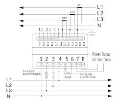 3 phase 4 wire kwh meter wiring diagram wiring diagram 3 phase kwh meter circuit diagram wire