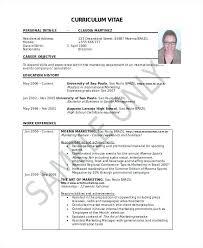 Dog Trainer Resume Resume Objective Entry Level New Personal Banker Resume