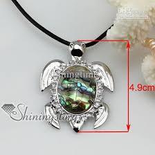 whole seaturtle abalone jewerly seas necklaces hawaii s jewelry leather necklace fashion jewellery handmade jewlery emerald pendant necklace