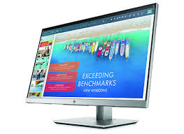 <b>HP EliteDisplay</b> E243d 23.8-inch Docking <b>Monitor</b>