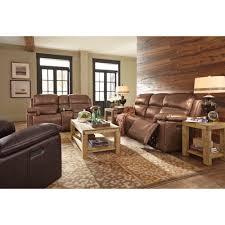 living room furniture set. Fenwick Leather Power Reclining Set Living Room Furniture U