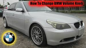 Coupe Series 2004 bmw 545i battery location : How to Change BMW Volume Knob - YouTube