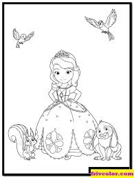 Coloring Pages Of The First Coloring Pages Princess Coloring Pages
