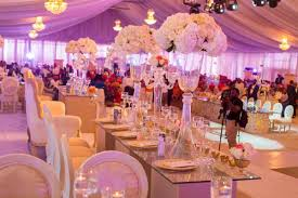 Nigerian Wedding Decorations Pictures