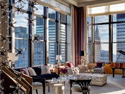 Nyc Penthouses For Parties Penthouse At The New York Palace Costs 250k A Month Business Insider