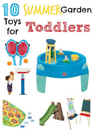 10 summer garden toys to keep toddlers happy and busy