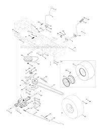 troy bilt 13wn77ks011 parts list and diagram (pony) (2011 troy bilt pony mower wiring diagram at Troy Bilt Pony Wiring Schematic