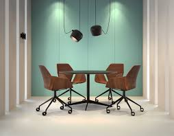 conference room chairs with casters. Ginkgo Conference Room Chairs With Casters N