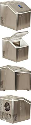perfect countertop ice maker best of countertop ice makers best newair counter top mercial than perfect