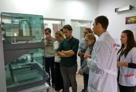 О посещении ФГБУ ВНИИКР студентами Аграрно технологического   и перспективные методы диагностики карантинных вредных организмов и провести современные научные исследования для защиты квалификационных диссертаций
