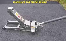 Best Floor Jack For Trucks Review 2019 Top Picks Buyer