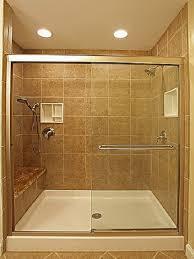 Bathroom Simple Design Bathroom Shower Ideas Home Designs Tile