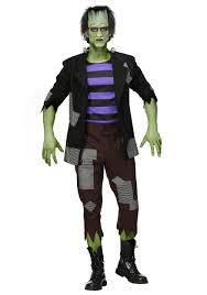 Mens Frankensteins Monster Costume Cheap Designer UK YAQLB_54029